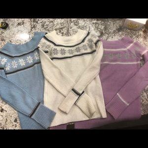 Rue 21 sweater bundle